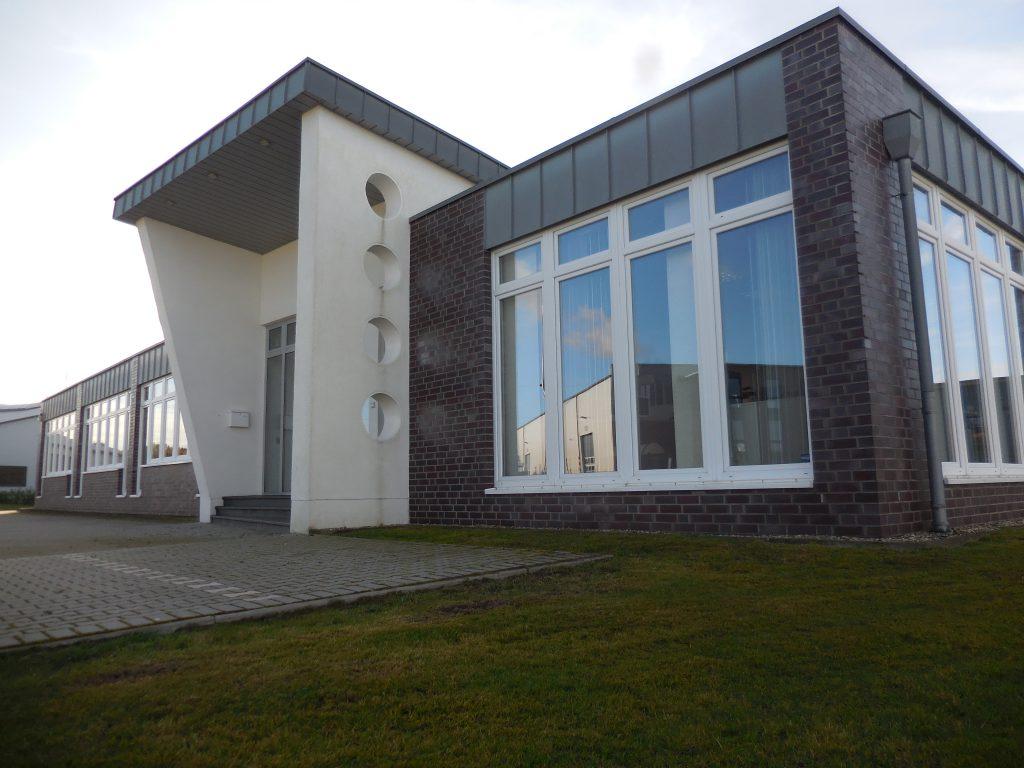 Erweiterungsbau Gewerbehalle