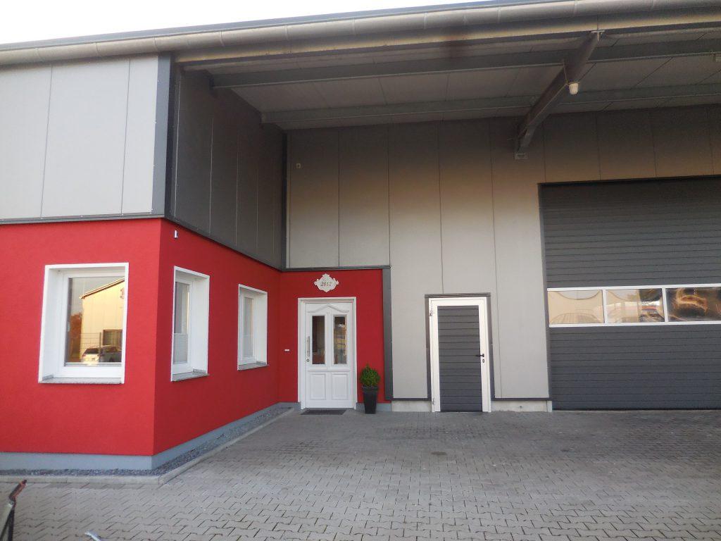 Gewerbehalle Ahaus Alstätte