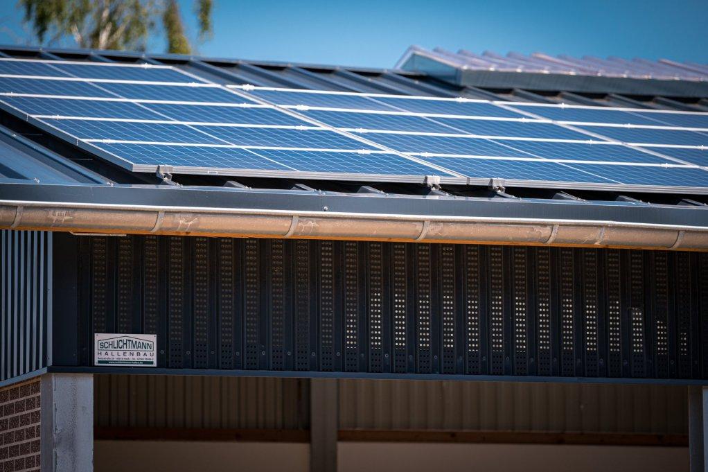 Energiebewusste Bauweise, Photovoltaik