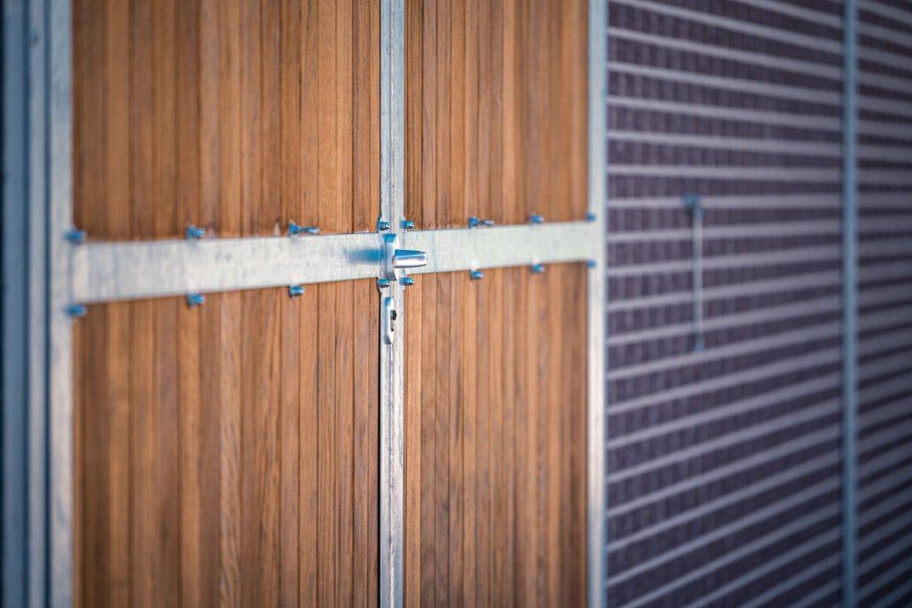 Nachhaltige Materialien, Stahl-Holz-Beton
