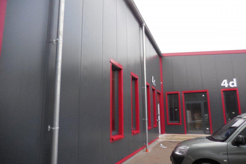 Kaleli Gewerbehalle mit Büro 3