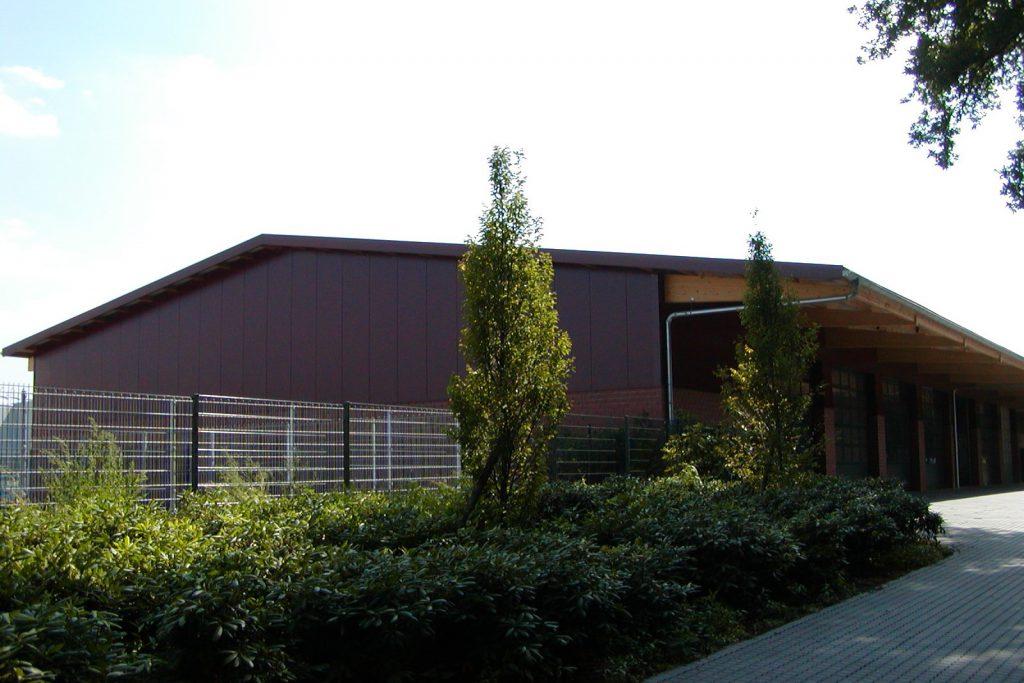 Lagerhalle Gewerbehalle Rottmann