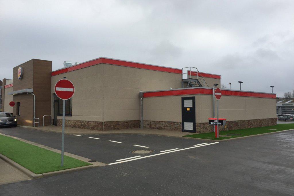 Burger King Hannover Ausfahrt